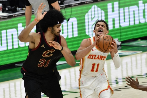 Hawks let down by execution in loss to Cavaliers