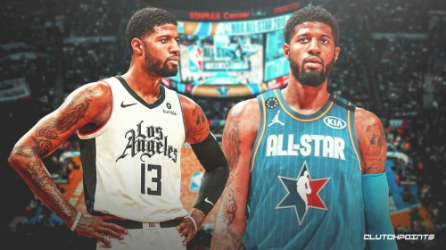 Clippers' Paul George reveals he was secretly punished by NBA, doesn't want All-Star Game