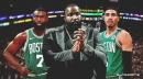 Kendrick Perkins gets brutally honest on Celtics' title hopes