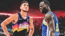 Warriors' Draymond Green calls out 'foolery' of Suns' Devin Booker All-Star snub