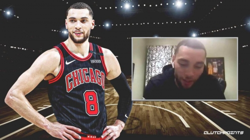 Video: Bulls guard Zach LaVine's heartwarming surprise from family, friends after first All-Star Game selection