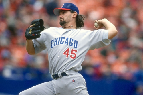 Forgotten Cubs Opening Day starting pitchers since 1980