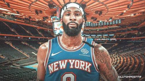Knicks 'analyzing' potential Andre Drummond deal