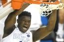 Zion Leaves Door Open For NBA Dunk Contest