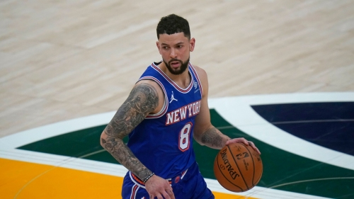 Austin Rivers knows he could be traded after being cut from Knicks rotation