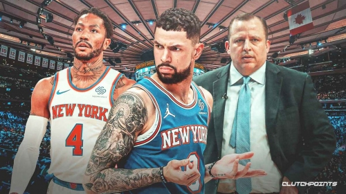 Austin Rivers claims he heard before season Derrick Rose was coming to Knicks