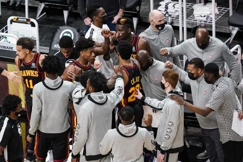 Hawks schedule released for 'Second Half' of 2020-21 season
