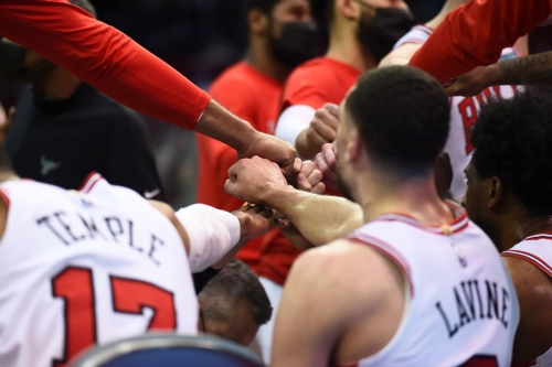 Bulls schedule released for second half of the season