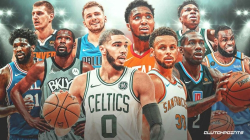 Celtics-Nets, Warriors-Clippers tip off national TV slate for second half of 2020-21 NBA season