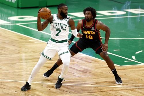 Boston Celtics at Atlanta Hawks Game #32 2/24/21