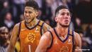 Suns' Devin Booker taking injured Lakers forward Anthony Davis' spot on All-Star team