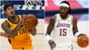 Jordan Clarkson, Montrezl Harrell have a sizzling battle for Sixth Man of the Year