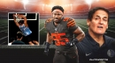Browns' Myles Garrett breaks out And-1 mixtape style basketball highlights, calls out Mark Cuban