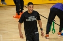 Suns' Booker to Replace Anthony Davis in All-Star Game