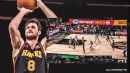 Danilo Gallinari sets new Hawks record with 10 made 3-pointers
