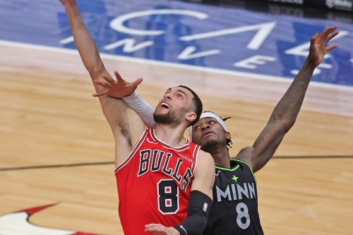 Bulls vs. Timberwolves final score: Chicago hangs on to win in overtime