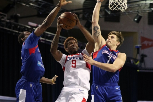 Long Island Nets win second straight behind Jeremiah Martin, Nate Sestina and Reggie Perry