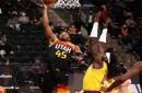 Recap: Balanced Jazz Attack Blows Out Lakers