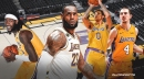 LeBron James makes strong statement on Lakers' losing streak