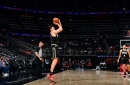 Hawks enjoy history-making night behind Gallinari's arrival