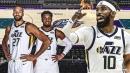 Mike Conley jokingly blames Jazz teammates for All-Star snub