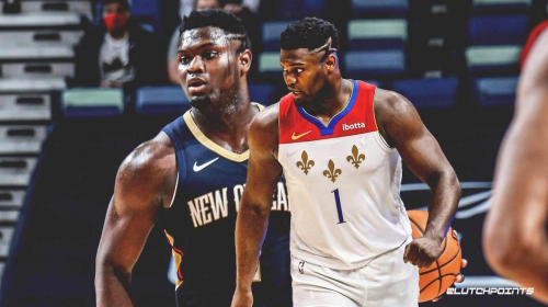 The secret behind Zion Williamson's breakout season with the Pelicans, revealed