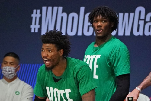 Must C's: the importance of Marcus Smart