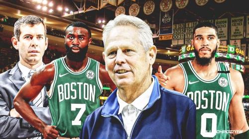 Danny Ainge's brutally honest rant on Celtics' collapse