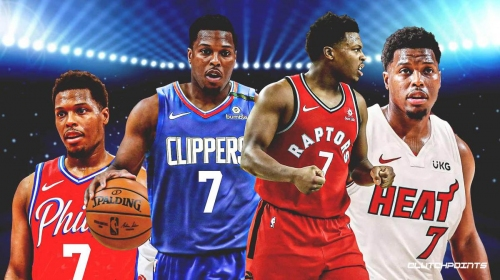 Rumor: Raptors' Kyle Lowry would welcome trade to Sixers, but Heat and Clippers loom