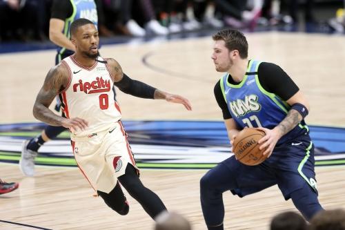 Lillard vs. Doncic Highlight Must-Watch Games in NBA's Second Half