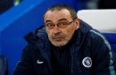 Chelsea 'wanted Maurizio Sarri back as Frank Lampard replacement'
