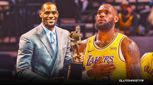 Has the Lakers' losing skid cost LeBron James his MVP hopes?