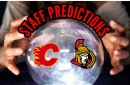 Staff Predictions & Projected Lines: David Rittich, All He Does Is Start