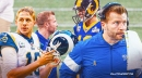 Rams coach Sean McVay refuses to throw Jared Goff under the bus for failures