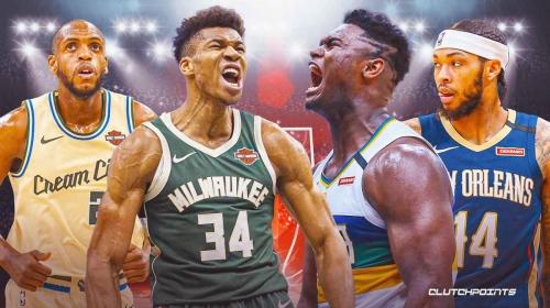 NBA odds: Pelicans vs. Bucks prediction, odds, pick, and more