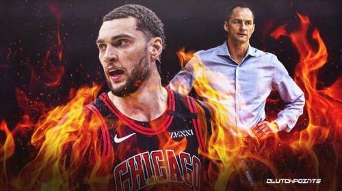 Rumor: The impact Zach LaVine's breakout season is having on a potential Bulls trade