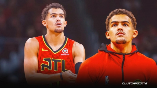Hawks' Trae Young reacts to stunning transition from All-Star starter to snub