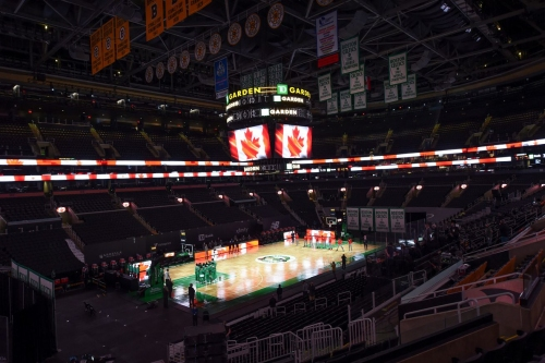 Fans to return to TD Garden for Celtics-Pelicans on March 29