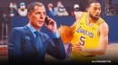 Why Lakers might have to trade Talen Horton-Tucker