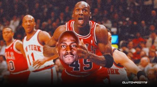 Kevin Garnett recounts Bulls legend Michael Jordan's savage troll job on Celtics champion