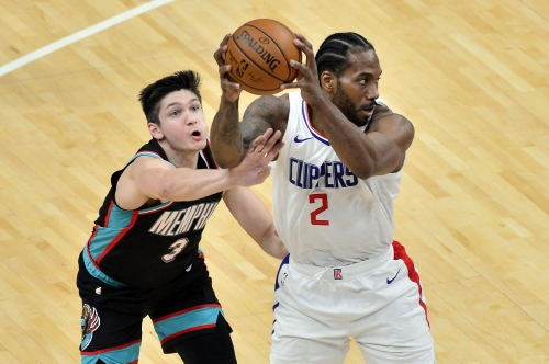Grizzlies pull inside job to dispatch Clippers