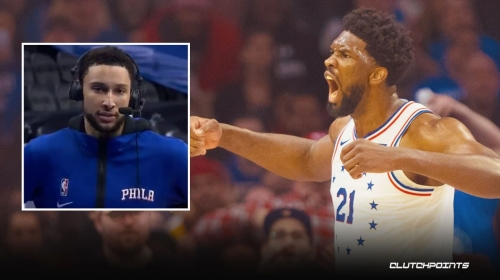 Ben Simmons vocal on Joel Embiid's dominance to Shaq, Charles Barkley