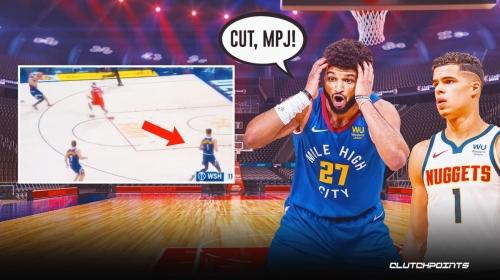 Nuggets' Michael Porter Jr. vocal on blown last-second fast break vs. Wizards