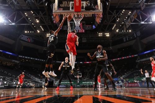 Milwaukee vs. New Orleans: Bucks Knock Off Pelicans, 129-125