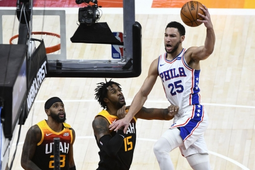 """I feel like I'm figuring it out"": How Ben Simmons is making a leap"