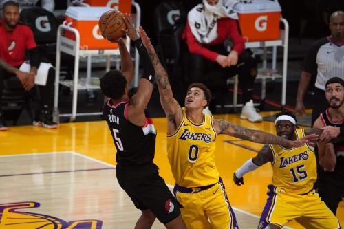 Portland Trail Blazers vs. Los Angeles Lakers Preview