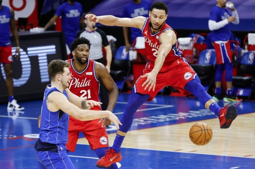 Talking About Podcast: Ben Simmons is a Top 20 Player in the NBA right now | Out Now