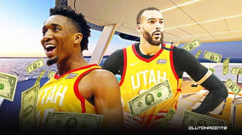Jazz can't stop helping bettors win a boatload of money this season