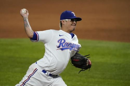 Angels sign veteran Jesse Chavez to minor league deal