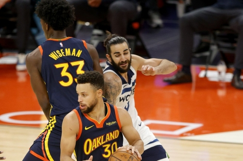 Mailbag: Is Steph Curry in the MVP race? Will James Wiseman become a better passer?